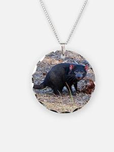 Hungry Tasmanian Devil Necklace