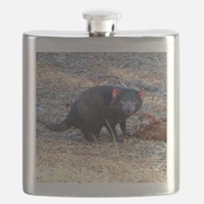 Hungry Tasmanian Devil Flask