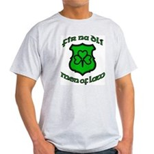 Men of Law Ash Grey T-Shirt