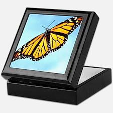 Monarch Butterfly Mousepad Keepsake Box