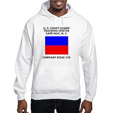 USCG Recruit Company E176<BR> Hoodie 2