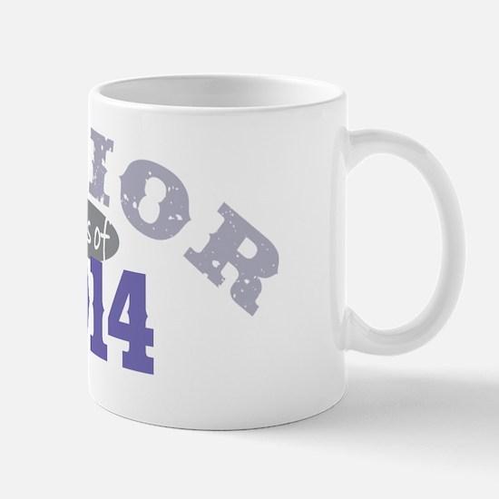 Senior 2014 Purple 2 Mug
