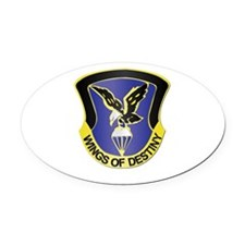 DUI - 101st Aviation Brigade Oval Car Magnet