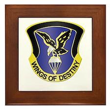 DUI - 101st Aviation Brigade Framed Tile