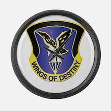 DUI - 101st Aviation Brigade Large Wall Clock