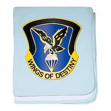 DUI - 101st Aviation Brigade baby blanket