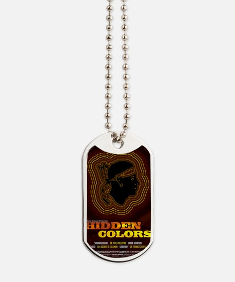 24x36_hiddencolorsposter Dog Tags