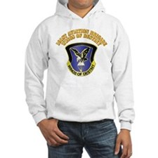 DUI - 101st Aviation Brigade with Text Hoodie