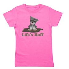 Lifes Ruff Girl's Tee