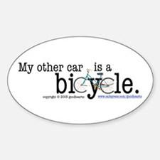 bicycle Decal