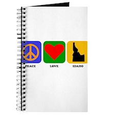 Peace Love Idaho Journal