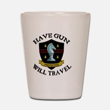 haveguncenter Shot Glass