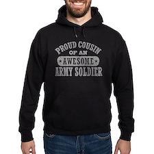 Proud Army Cousin Hoodie