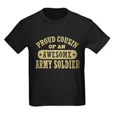 Proud Army Cousin T