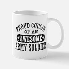 Proud Army Cousin Mug