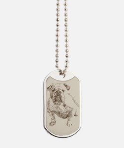 English_Bulldog_Kline Dog Tags