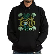 happy_Earth Hoodie