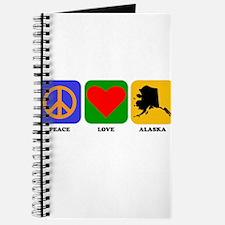 Peace Love Alaska Journal