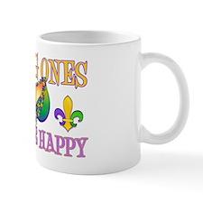 MGbeadsNboobsBigHapTr Mug