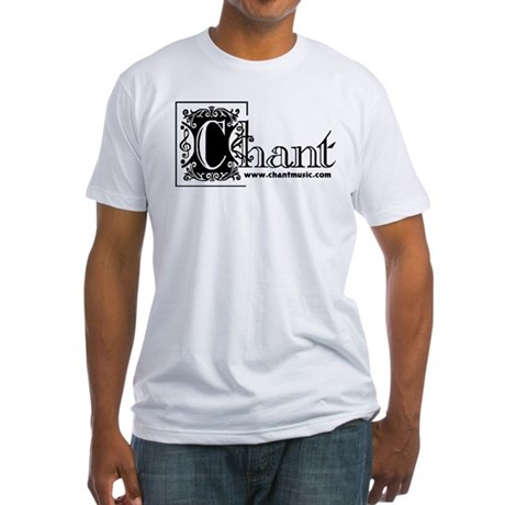 Chant Fitted T-Shirt