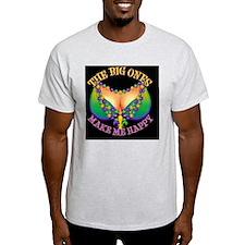 MGbeadsNboobsBigBsq T-Shirt