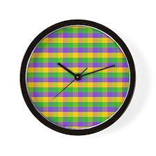 FleurMGColPla460ipad Wall Clock