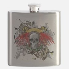 Winged Death Flask