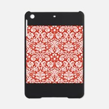Majestic Red Damask iPad Mini Case
