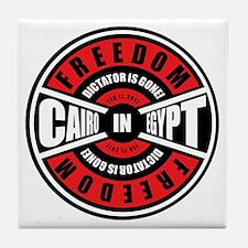 Cairo-Egypt-Freedom Tile Coaster