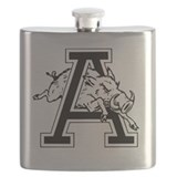 Arkansas razorbacks Flask Bottles