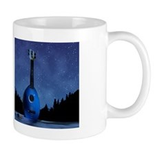 camp flea large  Small Mug