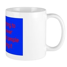 nothingtosay_rect2 Mug