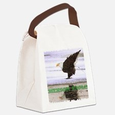 xEW  shthpns Canvas Lunch Bag
