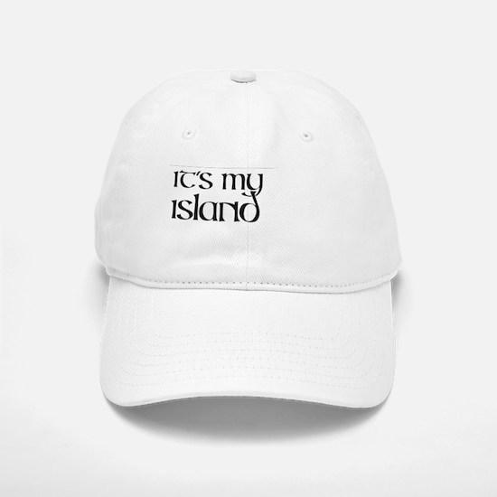 My Island-grn Baseball Baseball Cap