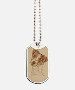 Jack_Russell_Rough_Kline Dog Tags