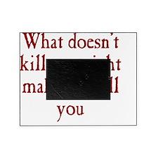 kill_me_rnd1 Picture Frame