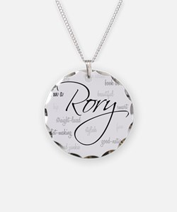 im a rory Necklace