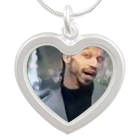 revx2 Silver Heart Necklace