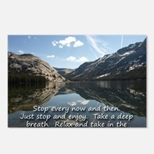 Mousepad - Stop every now Postcards (Package of 8)