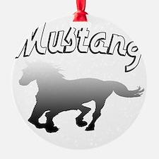 mustanghorsek Ornament