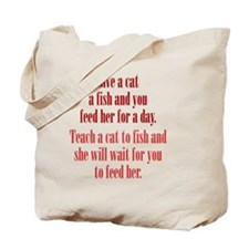 catF_rnd1 Tote Bag