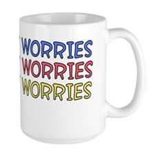 no_worries Mug