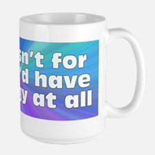 stressE_bs2 Large Mug