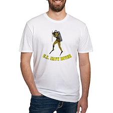 Navy Diver SCUBA Shirt