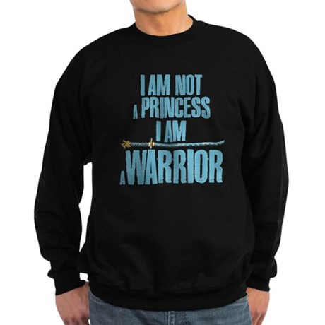 Warrior Minimal Sweatshirt (dark)