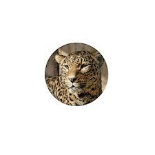 Leopard001 Mini Button