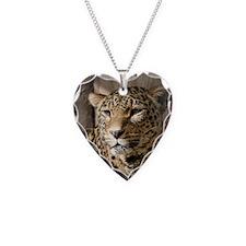 Leopard001 Necklace