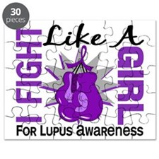 Fight Like A Girl Lupus 8.5 Puzzle
