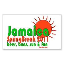 jamaicaspringbreak Decal