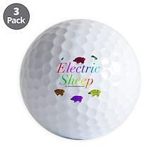 Electric Sheep Thong Golf Ball